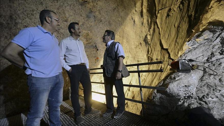 """La Cueva del Ángel de Lucena (Córdoba), un """"supermercado de la prehistoria"""""""