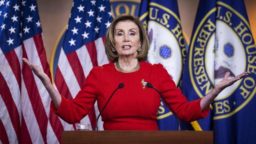 Demócratas y republicanos acuerdan una investigación del asalto al Capitolio