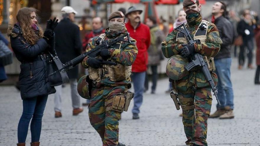 Bélgica evalúa crear un quinto nivel de alerta terrorista, por encima del máximo
