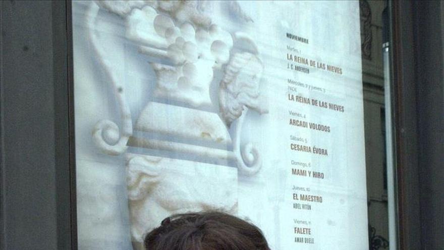 El recital de María José Montiel en la Zarzuela se aplaza al 15 de junio