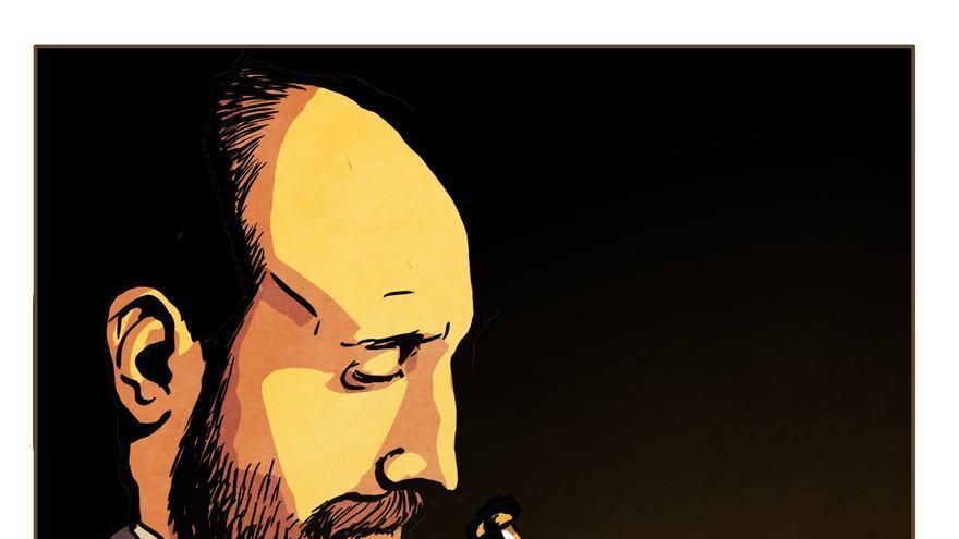 Ilustración: Cristóbal Fortúnez