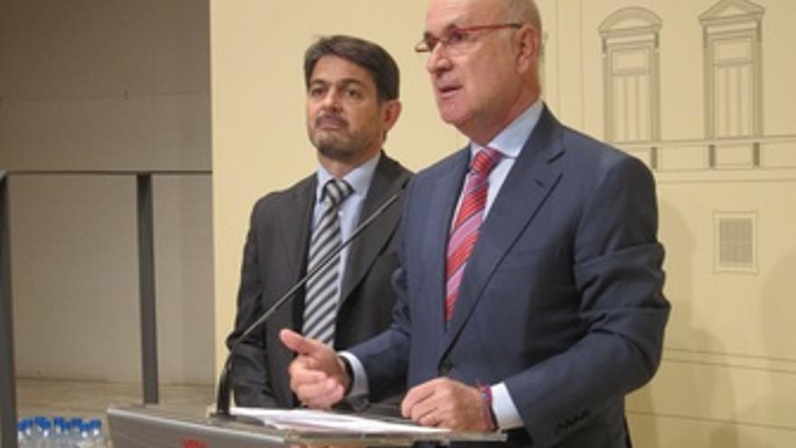 Oriol Pujol Y Josep Antoni Duran