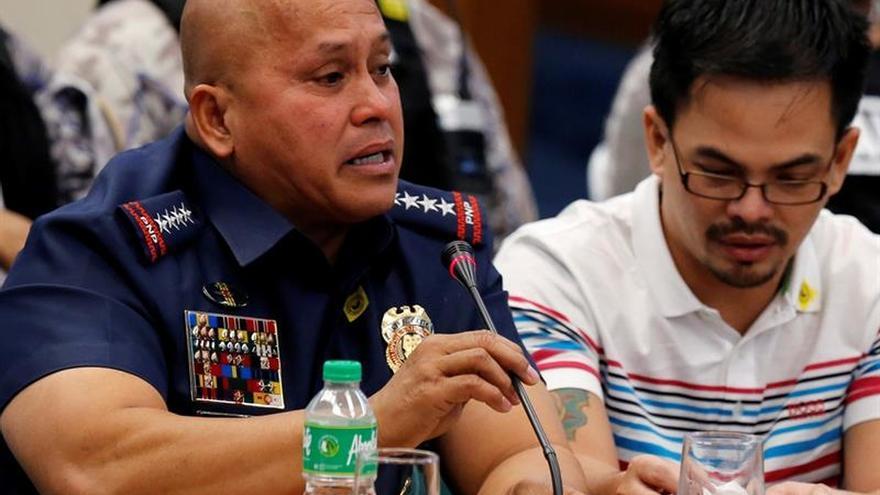 Supuesto narcotraficante dice que pagó sobornos a la Policía filipina