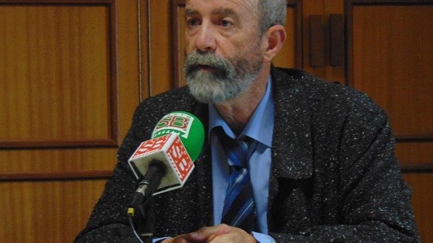 Santiago Pérez, denunciante del caso Las Teresitas