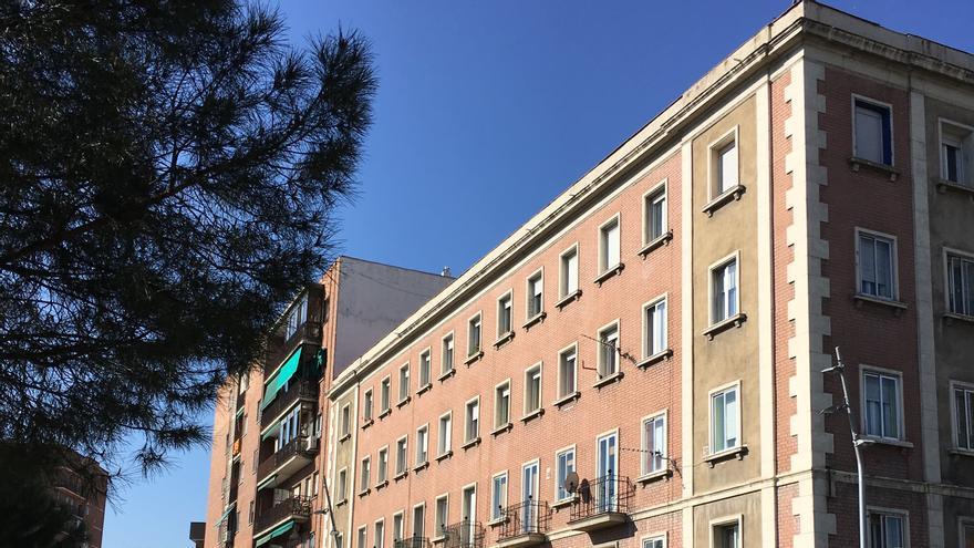 Edificio vendido por Olivia de Borbón y su hija Cristina de Figueroa de Borbón a Vitruvio en 2017.