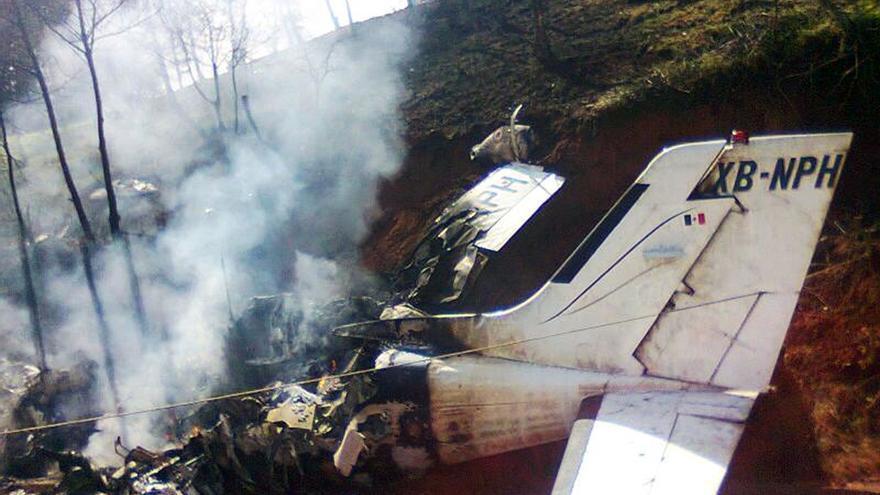 Encuentran cuerpo del copiloto de avioneta desaparecida en oriente de México