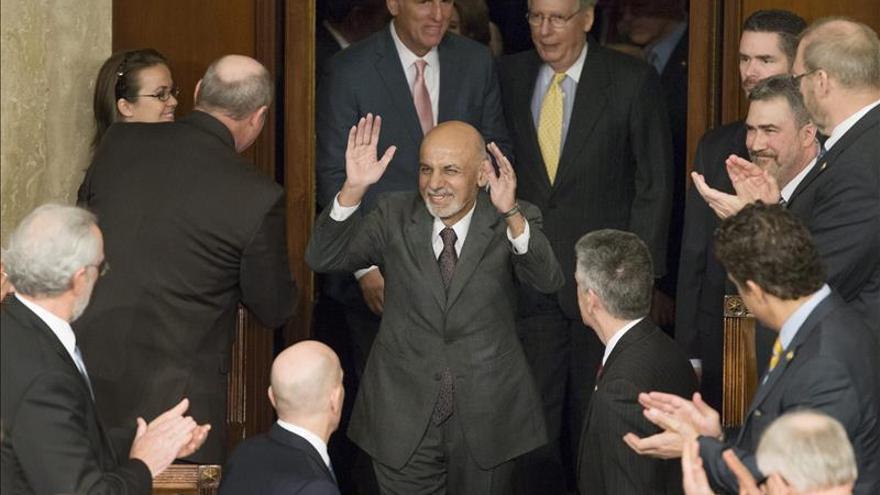 Líder afgano advierte al Congreso de EE.UU. de la entrada del EI en Afganistán