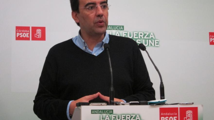 """El PSOE-A dice que el presupuesto andaluz está hecho """"para luchar contra la crisis y garantizar el Estado del Bienestar"""""""