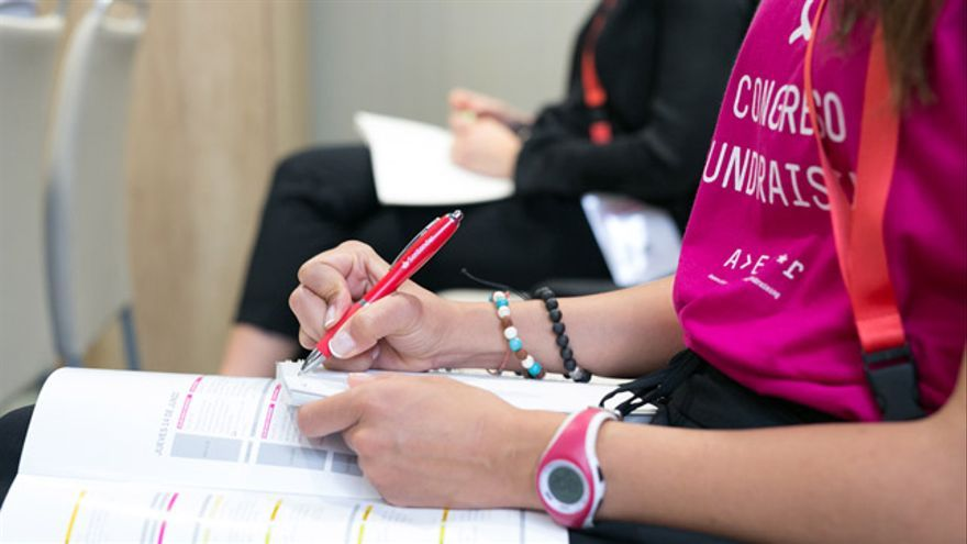 Imagen del XVIII Congreso de Fundraising
