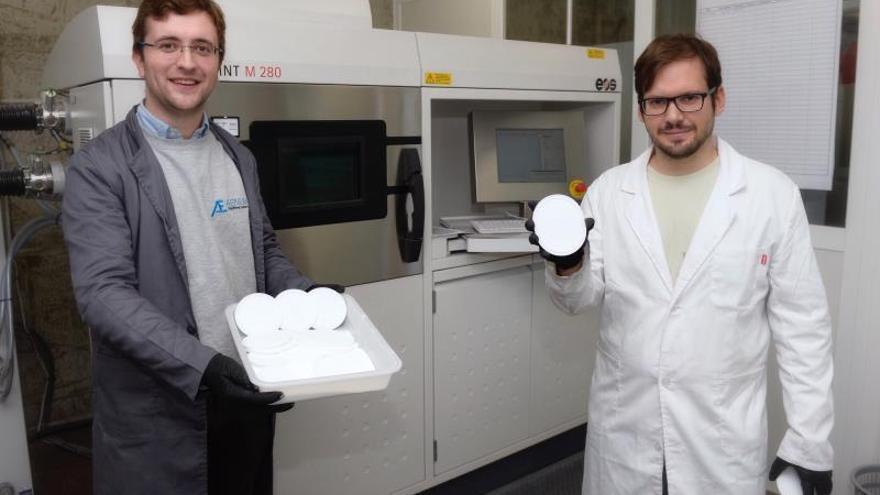 Una empresa cede una patente para el abastecimiento masivo de filtros en mascarillas