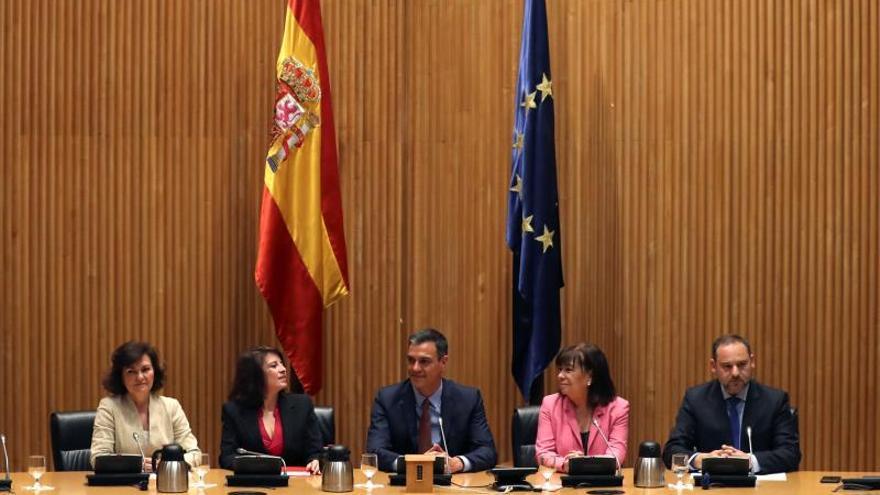Sánchez: Batet y Cruz son españoles al servicio de Cataluña