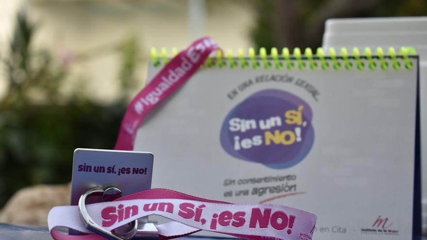 Campaña 'Sin Un sí Es No'