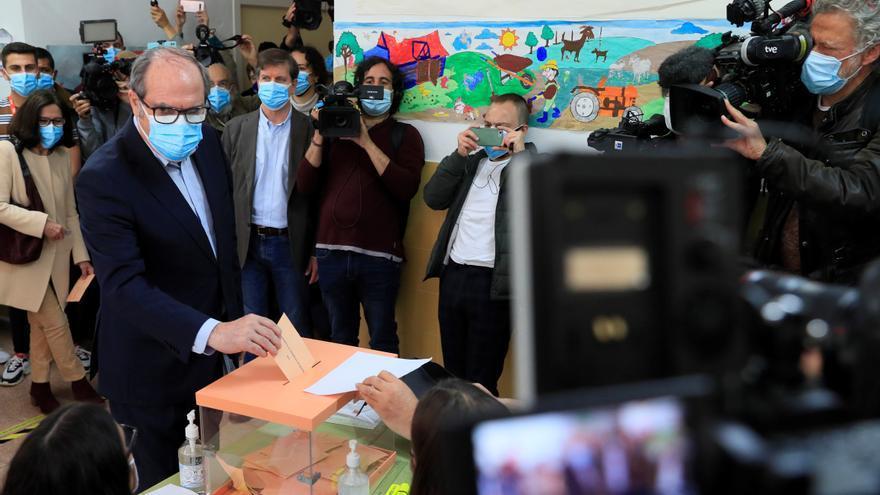 """Gabilondo espera que los comicios de Madrid sean """"un impulso a la democracia"""""""