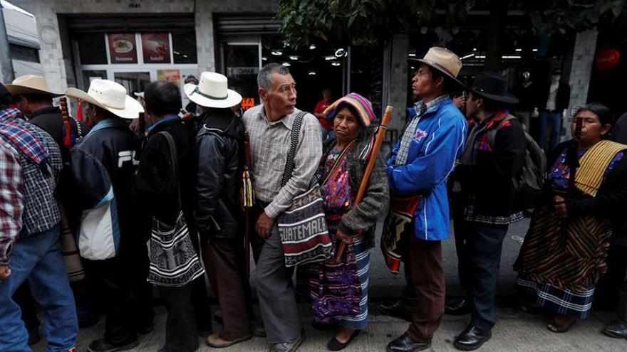 Los indígenas de Guatemala sufren discriminación, racismo y trata