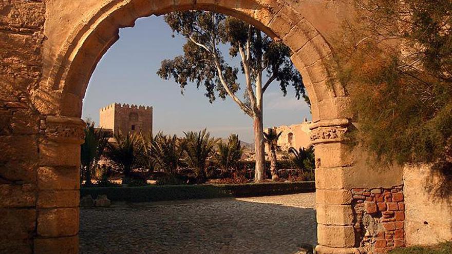 La alcazaba de Almería. Foto: Turismo de Andalucía