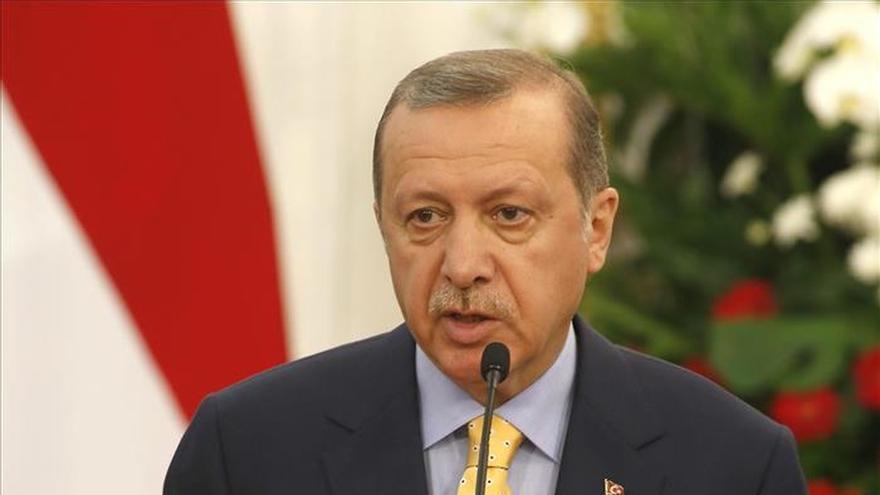 Turquía pide un consenso internacional para luchar contra el terrorismo