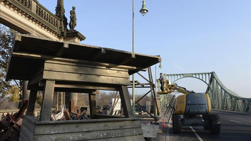 Spielberg rueda en Berlín parte de su nueva película de espías y Guerra Fría
