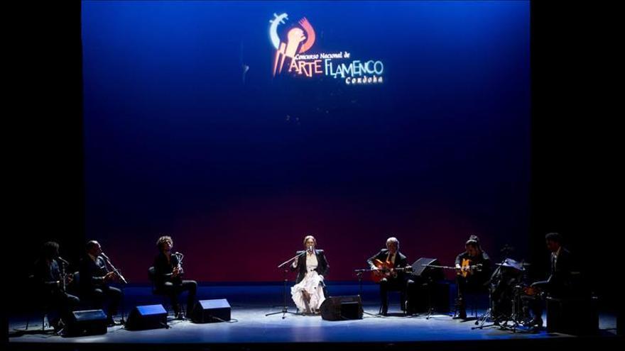 La pasión de Estrella Morente abre el XX Concurso Nacional de Arte Flamenco de Córdoba