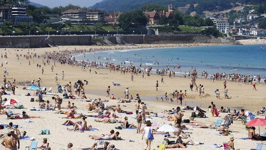 Una nueva ola de calor afectará a casi toda península desde el miércoles