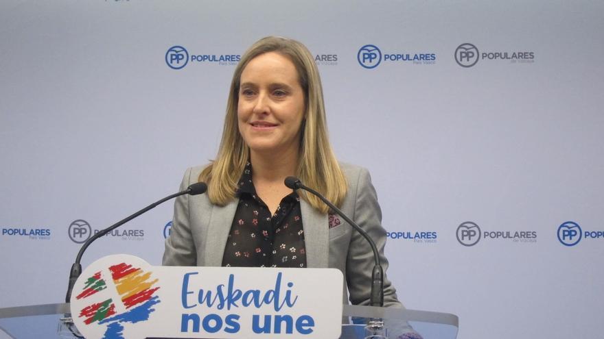 PP presentará esta semana ante el TSJPV recurso contra el decreto sobre el uso de lenguas en los ayuntamientos