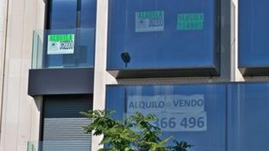 El precio del alquiler cayó un 13,25% en Canarias