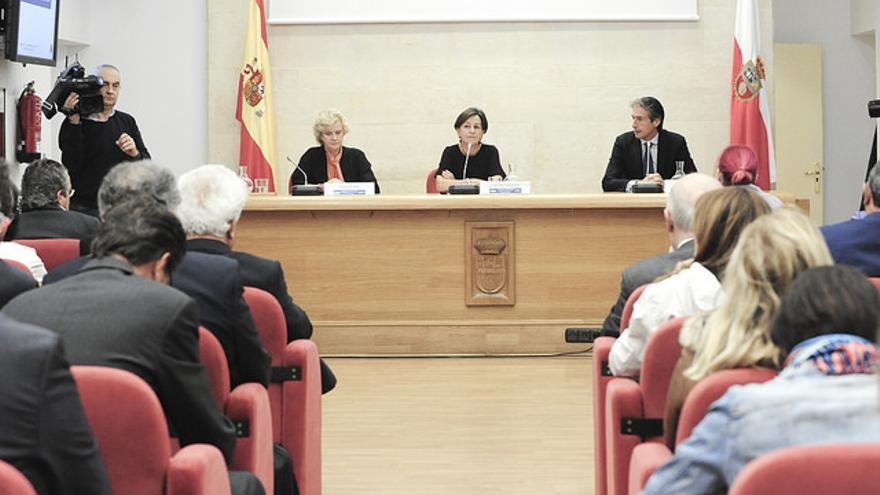 El Parlamento de Cantabria acoge la 'XXX Jornadas de Coordinación de Defensores del Pueblo'.