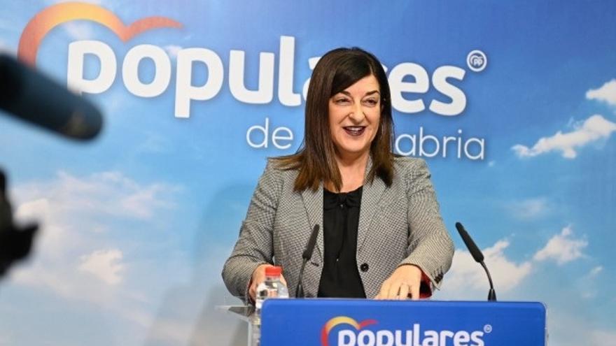 """El PP dice que la sentencia de Valdecilla """"indica el camino"""" para reclamar los 42 millones del IVA de 2017"""