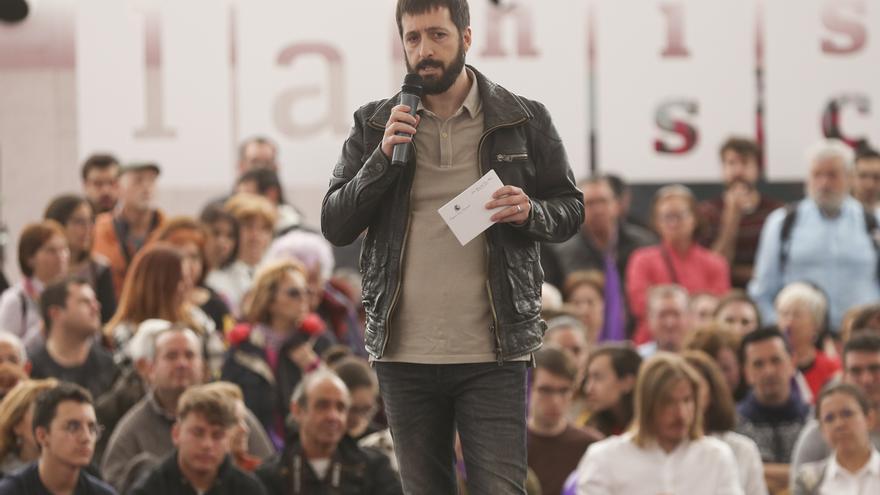 Iglesias nombra al dirigente de Podemos Juanma del Olmo su director de Estrategia y Comunicación en la Vicepresidencia