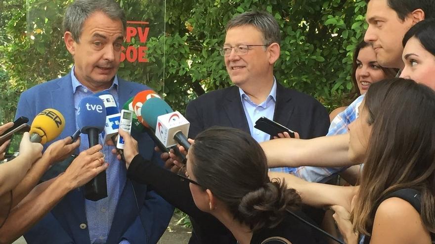 """Zapatero ve """"un fracaso"""" la repetición de elecciones y recuerda a los partidos que """"pactar no es traicionar"""""""