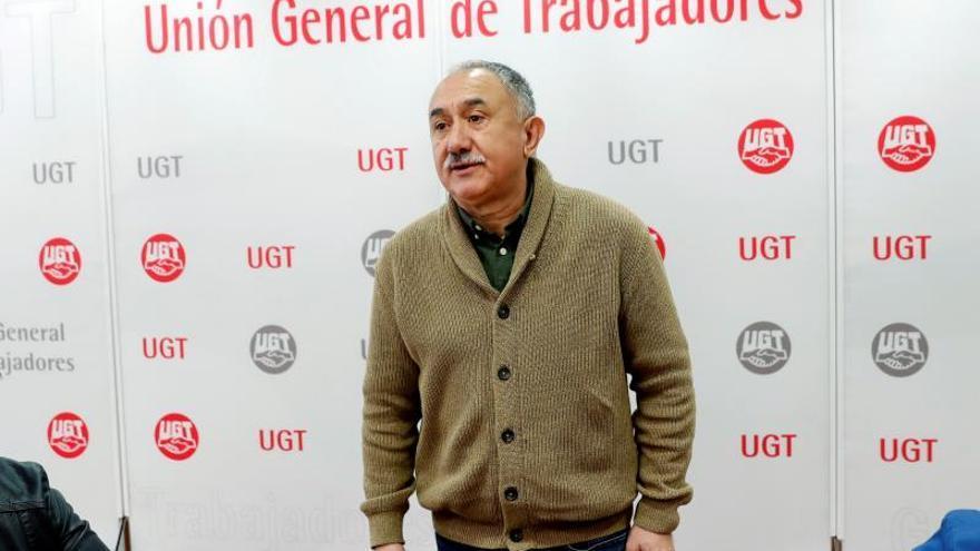 UGT cree que la música de Gobierno suena bien pero pide negociar la letra