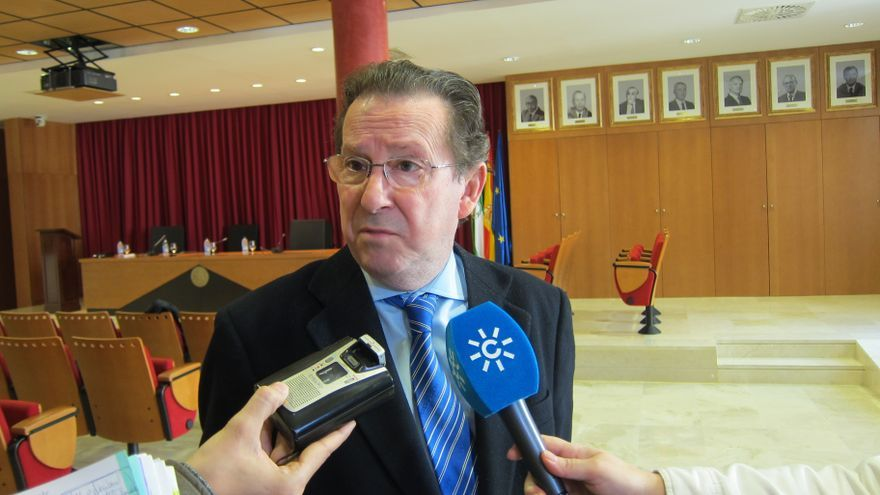 El consejero de Justicia e Interior, Emilio de Llera / Foto: EP
