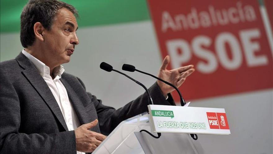 Zapatero evita polemizar con Solbes pero dice que cada uno tiene una memoria