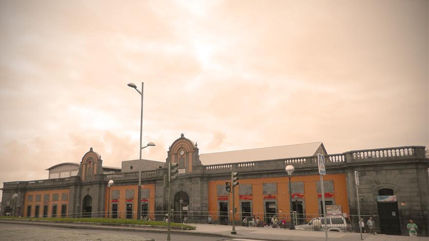 Mercado de Vegueta. Foto: Carlota VE.