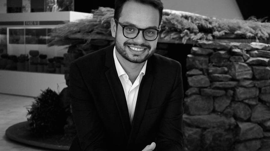 Jordi Pérez Camacho es consejero de Desarrollo Económico del Cabildo.