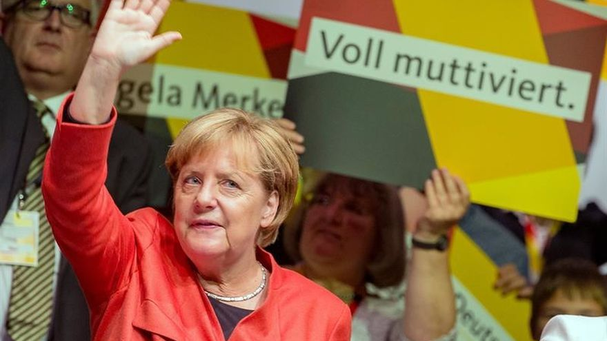 Merkel, dispuesta a una negociación directa sobre el programa nuclear norcoreano