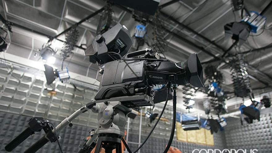 Cámara de televisión, en una imagen de archivo | MADERO CUBERO