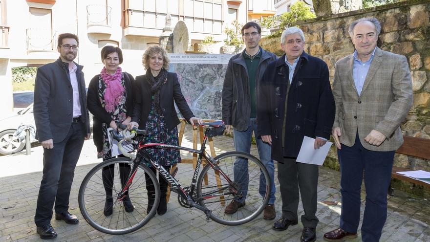 Un carril bici de 10 kilómetros unirá Ampuero, Limpias, Colindres y Laredo