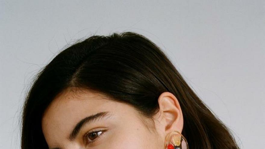 Fotografía cedida por Flirt de unas joyas artesanales de Caliope.