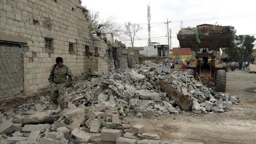 Matan a siete personas y secuestran a 5 policías en ataques armados en Irak