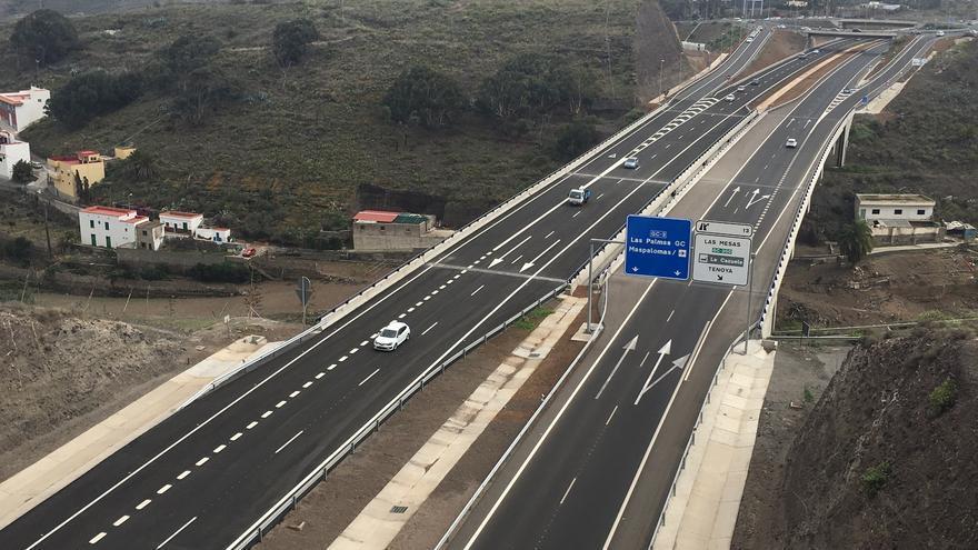 IV Fase de la circunvalación de Las Palmas de Gran Canaria