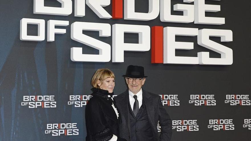 """Spielberg retoma su """"fascinación por la historia"""" en el Berlín de guerra fría"""