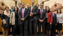 Vox Andalucía perderá más de 90.000 euros al año en subvenciones tras la salida de la diputada que denunció acoso laboral