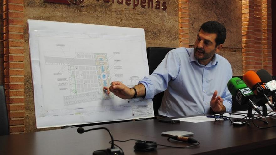 Detalles del proyecto de reconversión de las bodegas A7 de Valdepeñas