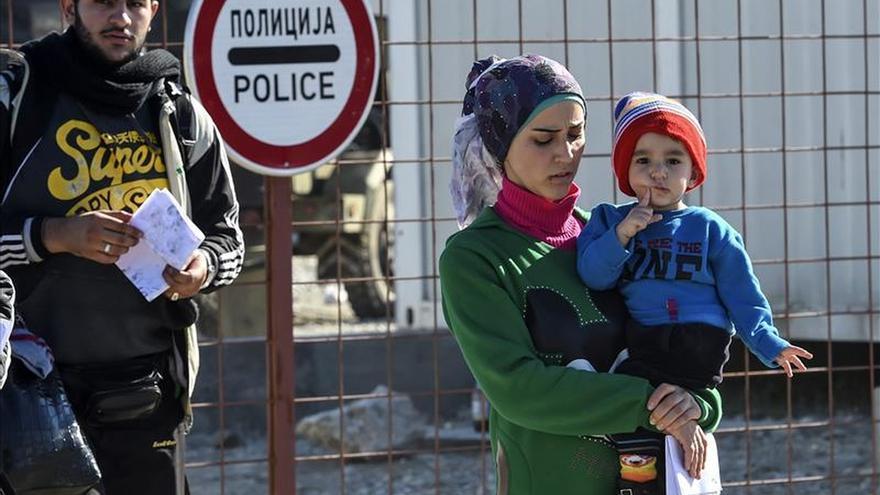 El Grupo de Visegrado enviará 300 policías a Grecia para defensa de fronteras