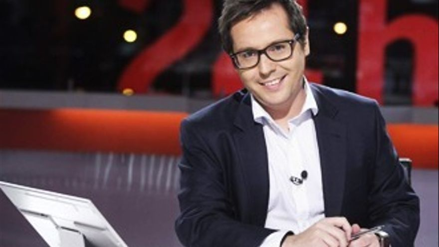 Sergio Martín (TVE): 'La polémica entrevista a Pablo Iglesias está absolutamente superada'