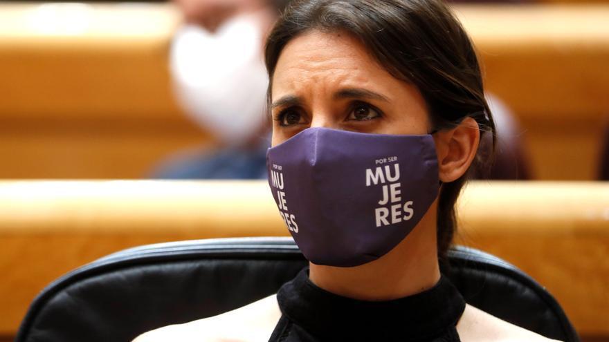 Montero urge a aplicar la ley que suspende las visitas de los hijos a los maltratadores