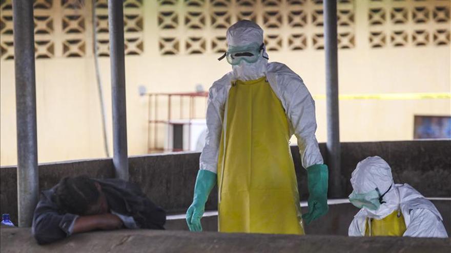 EE.UU. aprueba experimentos con un nuevo tratamiento de ébola de Hemispherx