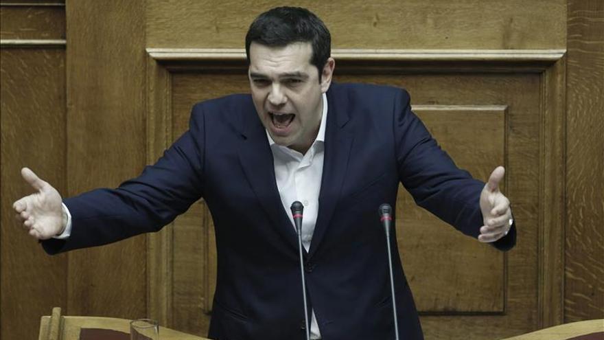 Tsipras dice que no será necesaria la participación del FMI en el rescate tras recapitalización banca