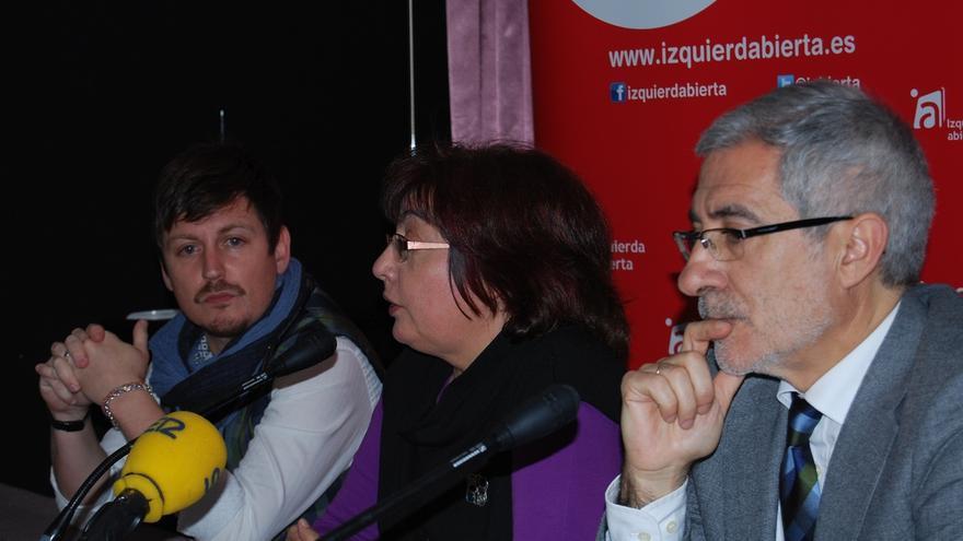 Izquierda Abierta 'planta' mañana a Garzón en la primera reunión de IU tras el verano