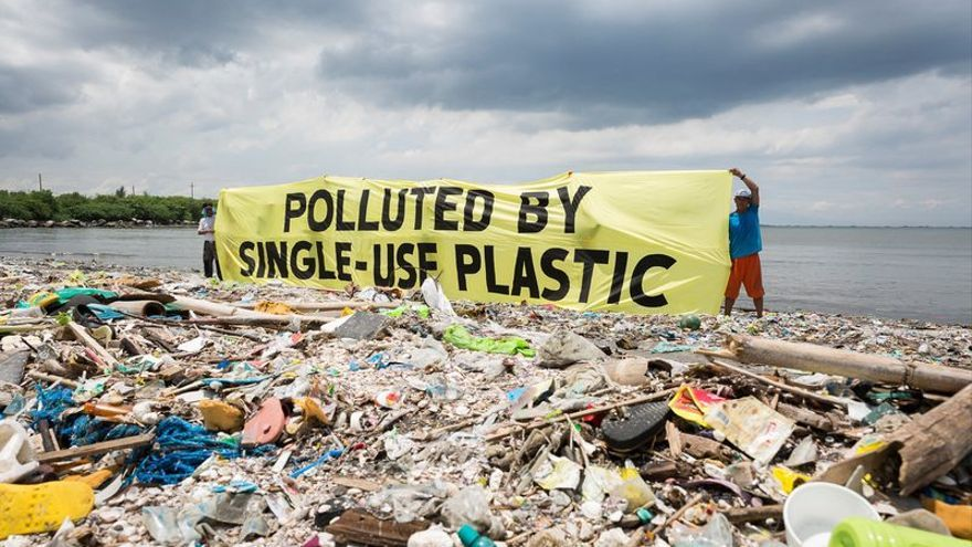 Movimiento 'Break Free From Plastic'
